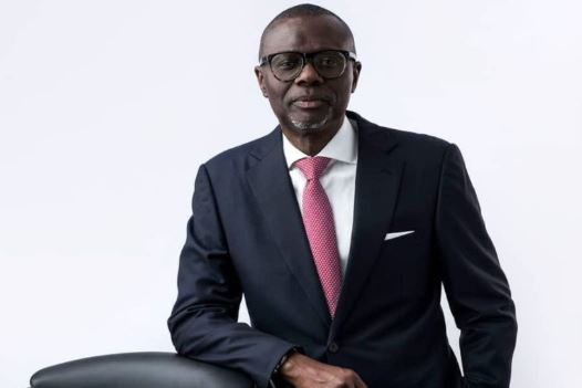 hundreds of sanwo olus campaign vehicles flood lagos photos - I have started losing weight since I became governor – Sanwo-Olu