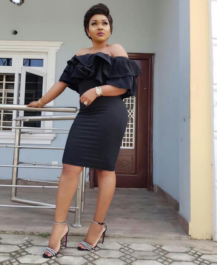 Yoruba Actress, Mercy Aigbe