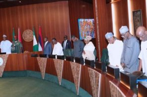 Ministers to continue working till May 28 - Buhari