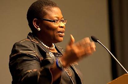 Ex-Minister, Oby Ezekwesili