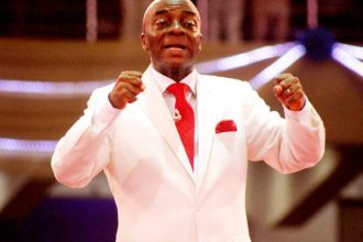 my church now buys buses like loaves of bread because of the car I gave to God many years ago – Bishop Oyedepo