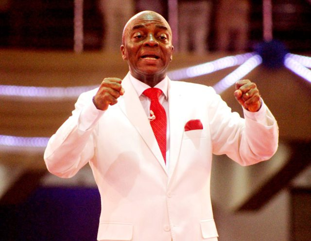 im dangerously wealthy bishop oyedepo says - my church now buys buses like loaves of bread because of the car I gave to God many years ago – Bishop Oyedepo