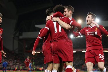 Liverpool Maintains Top Spot With Merseyside Derby Victory