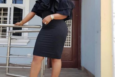 Mercy Aigbe pens Father's Day message to herself and it is a must read