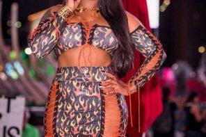 Kenyan Music Star, Victoria Kimani