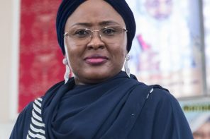 "Nigerians slam Aisha Buhari for ""fighting"" over appointments"