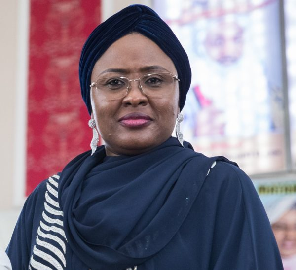 Breaking!!! Aisha Buhari changes title