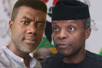Yemi Osinbajo Has Disappointed Nigerians: Reno Omokri