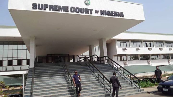 sacked benue state lawmaker loses at the supreme court - BREAKING: Supreme Court Strikes Out PDP, Atiku's Petition Against APC