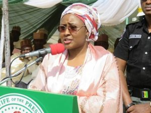 Breaking!!! I Want To Be Addressed As First Lady From Now On - Aisha Buhari