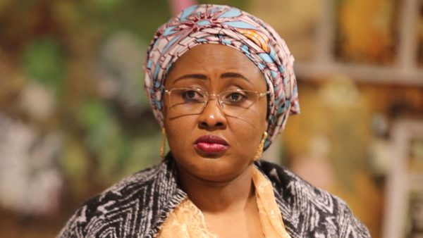 ''Of All The Problems Confronting Nigeria, Yours Is Being Addressed As First Lady'' - Nigerians Reply Aisha Buhari For Dropping Wife Of President Title