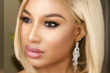 Stupid fool!!! Worry about actresses that go to Dubai to have men poo in their mouths - Tonto Dikeh slams AGN chairman