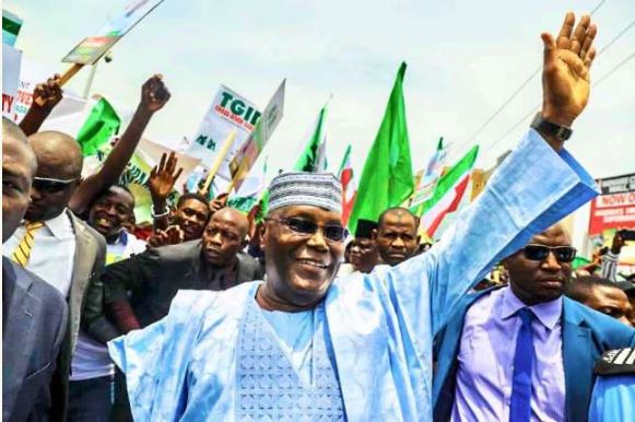 Atiku hails Super Eagles