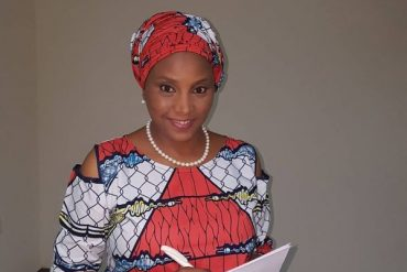 Man threatens Kadaria Ahmed for converting from Islam to Christianity