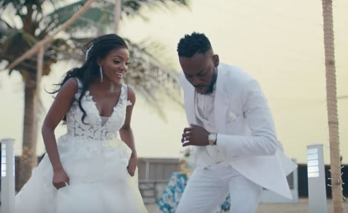 adekunle gold releases his wedding video with simi - Did Simi Just Share The Reason She Married Adekunle Gold And Why He Didn't Want To Marry Her???
