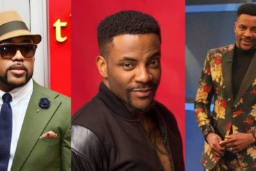Banky W, Ebuka Lament Over Increase In Lagos Traffic