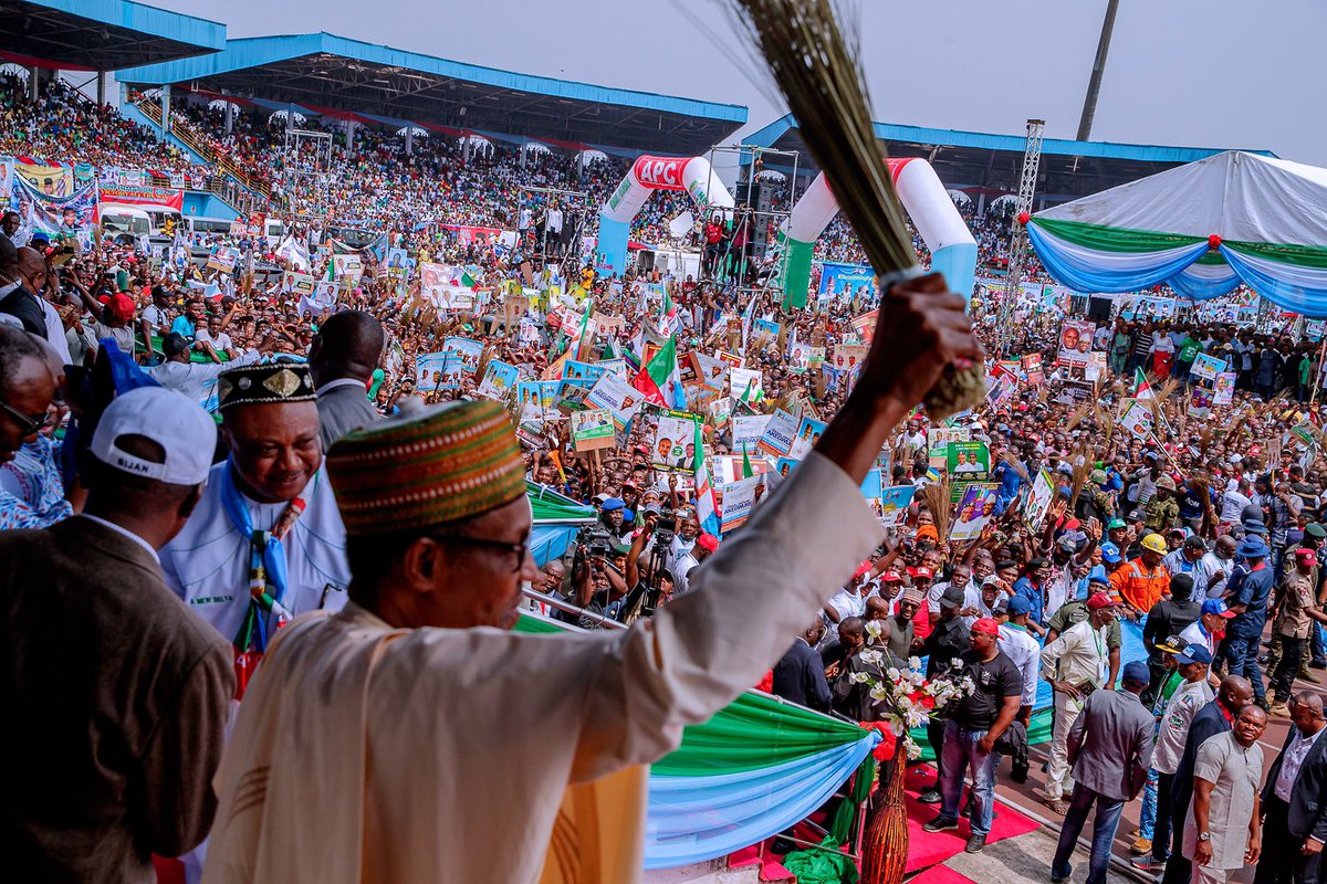 man loses job because of being a strong buhari supporter