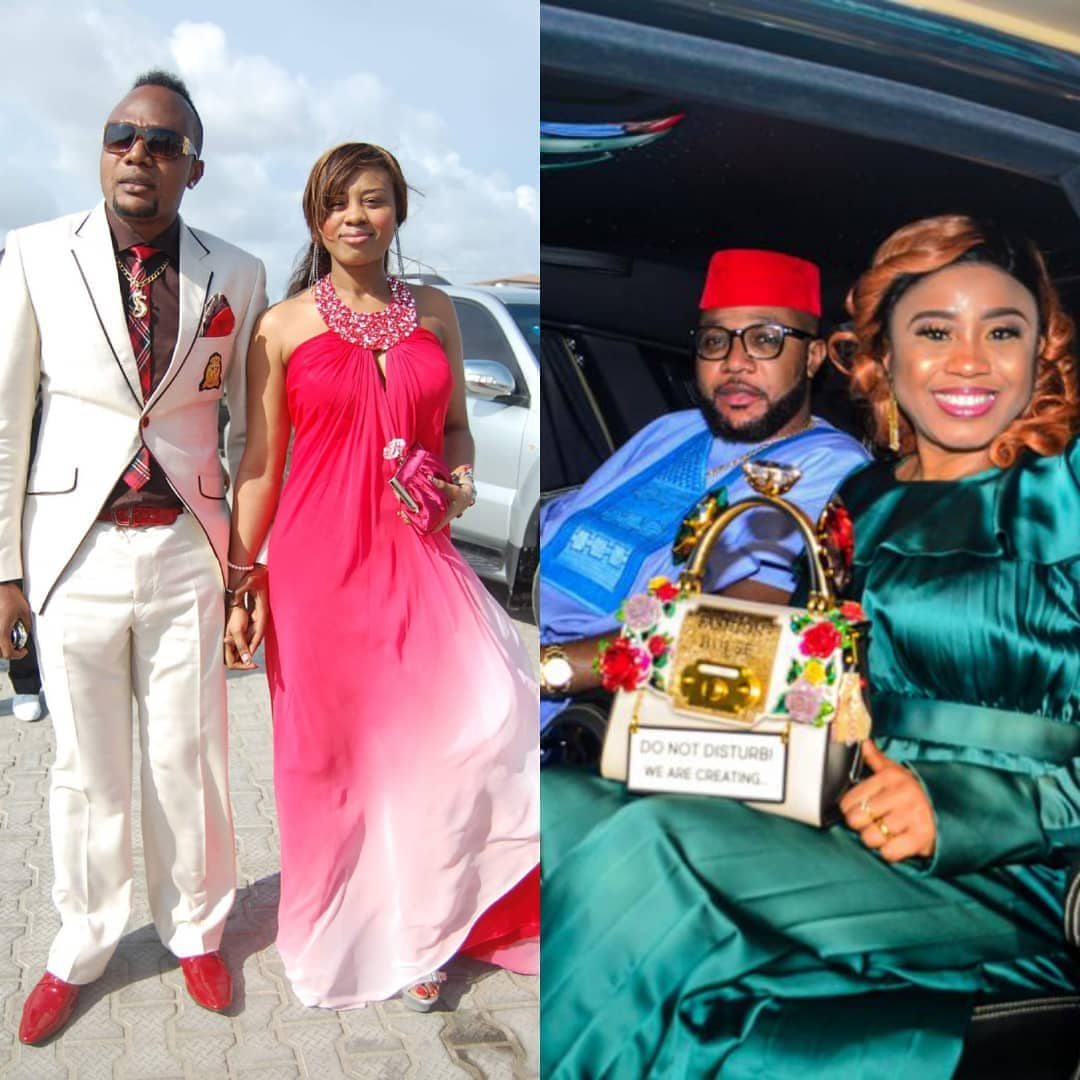 e money - E-Money Sends Classy To Wife As She Turns A Year Older