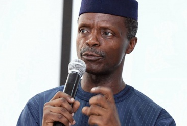 Nigerians Mock Osinbajo After Buhari Whittled Down His Powers