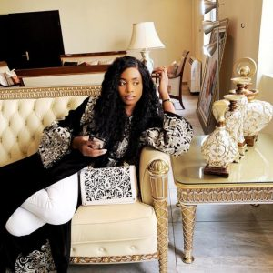 'No One Can Say I Don't Work Hard, Says Kiki Osinbajo As She Shows Off Her Office