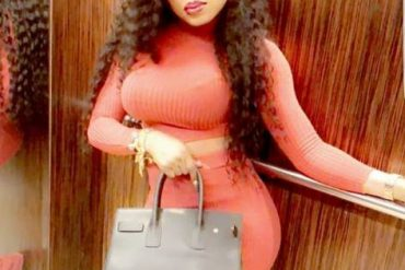 [Video]: 'My breast are real' – Bobrisky