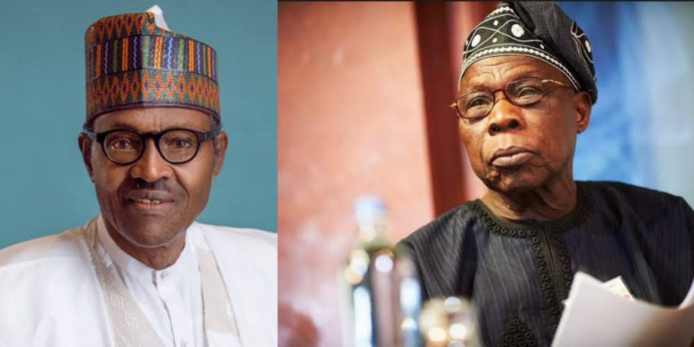 Obasanjo Buhari