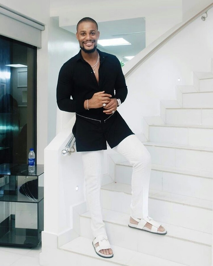Alex Ekubo Vows Never To Break Ladies Heart Again, Shares The Best Way To Deal With Them