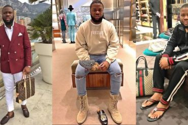 Tammy Abraham Celebrates Hushpuppi On His Birthday (Photo)