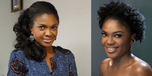 omoni oboli loses patience with an instagram user who begged her for n1000 to feed 600x300 - Nollywood Actress, Omoni Oboli Suffers A Flat Tyre At 2am
