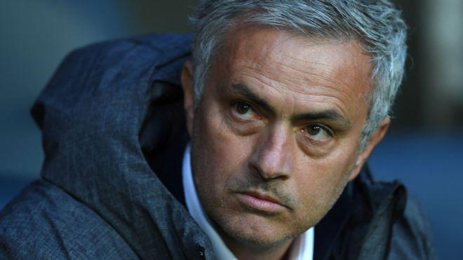 Portuguese manager, Jose Mourinho