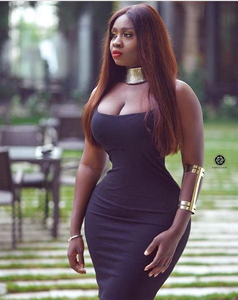 small waist actress princess shyngle drops mouth watering photos online - Curvy Actress, Princess Shyngle Reveals Root Of All Evil, Not Money!