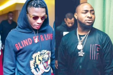 Davido Reacts As Jada Pollock Accuses Wizkid Of Domestic  Violence