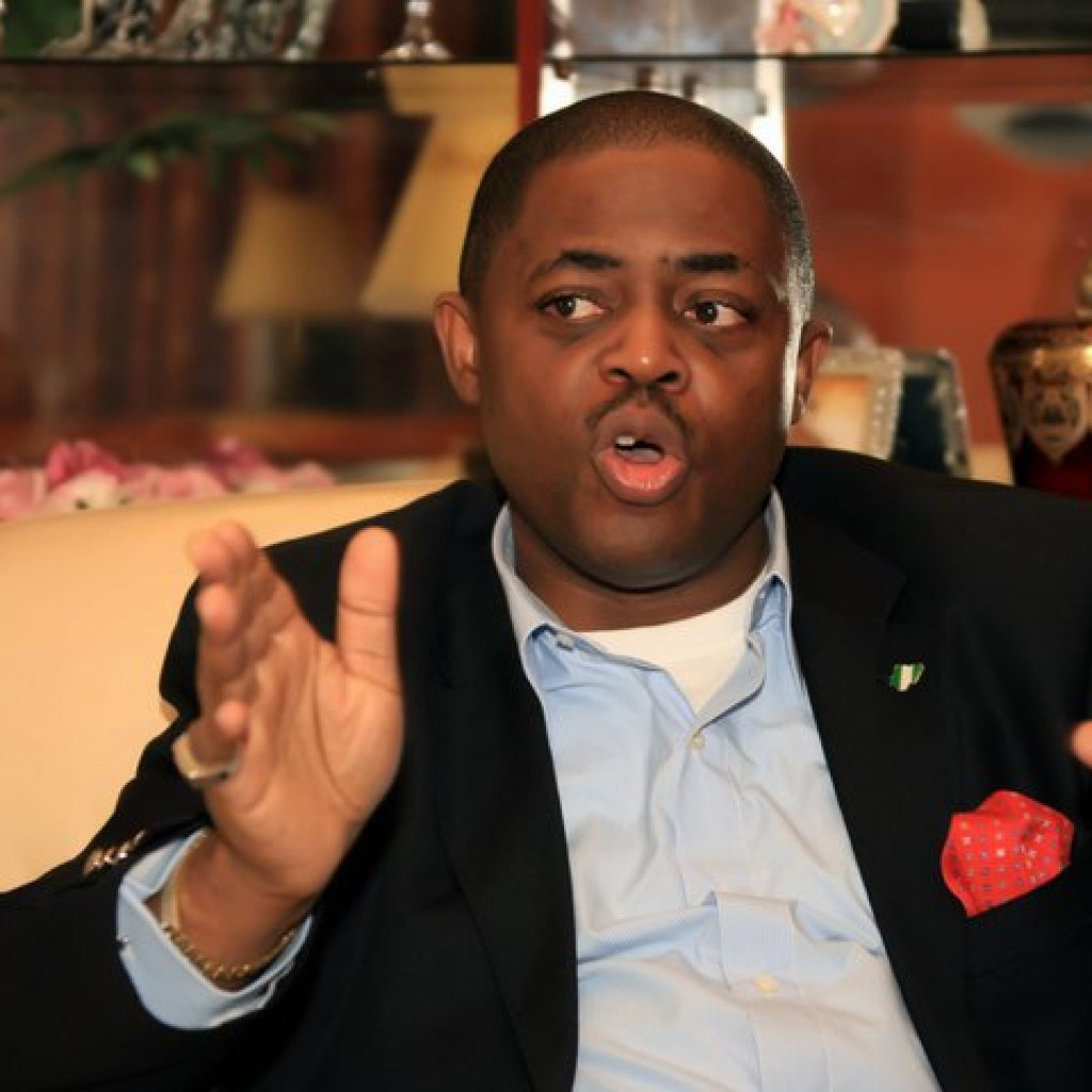 you are an agent of satan fani kayode slams fr mbaka - Theresa May Resigns: Why Buhari May Find It Hard To Enter The UK If Boris Johnson Becomes The Prime Minister