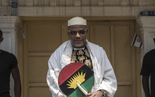 Nnamdi Kanu's Mother Died From Shock Of Military Invasion — IPOB