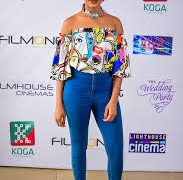''I only have one attitude towards all my blessings'' - Adesuwa Etomi