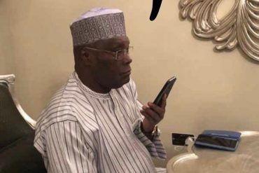You Were Busy Selling Off National Treasures To Know Obasanjo Established Community Policing – Buhari's Aide Fires At Atiku