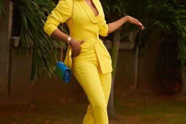 Toke Makinwa Thankful, Shares her 9Years Journey To Stardom