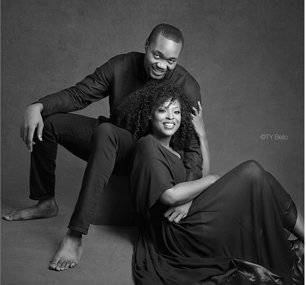 Mo abudu's daughter's prewedding photos