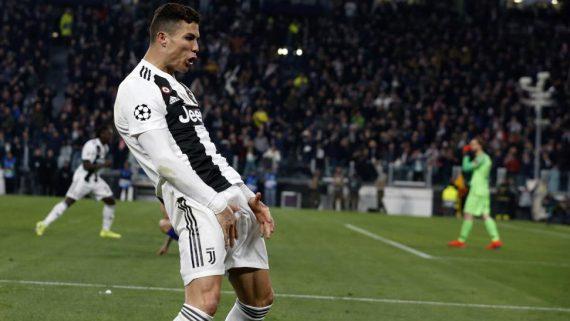 Cristiano Ronaldo Avoids Champions League Ban