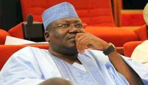 "2018 4large Senate Leader Ahmad Lawan 1 300x173 - ""There Is Nothing Like Jumbo Package"" – Senate President Ahmed Lawan Says As He Shares Details Of His Salary"