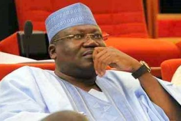 Nigerians See Us As Bad People: Senate President Lawan