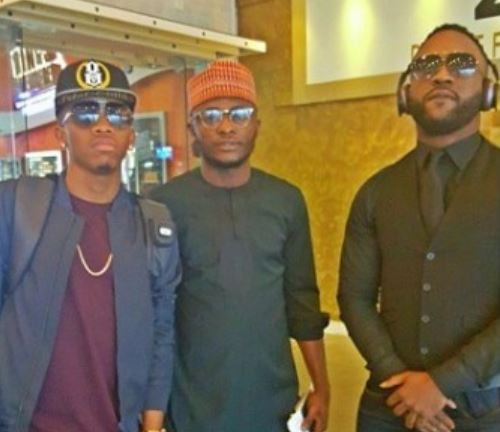 Tekno, reacts to ubi and Iyanya's beef