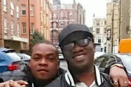 Emma Ugolee and Olamide