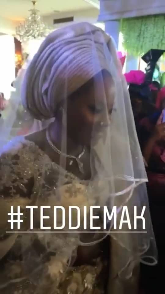See first photos from the wedding of Mo Abudu's daughter