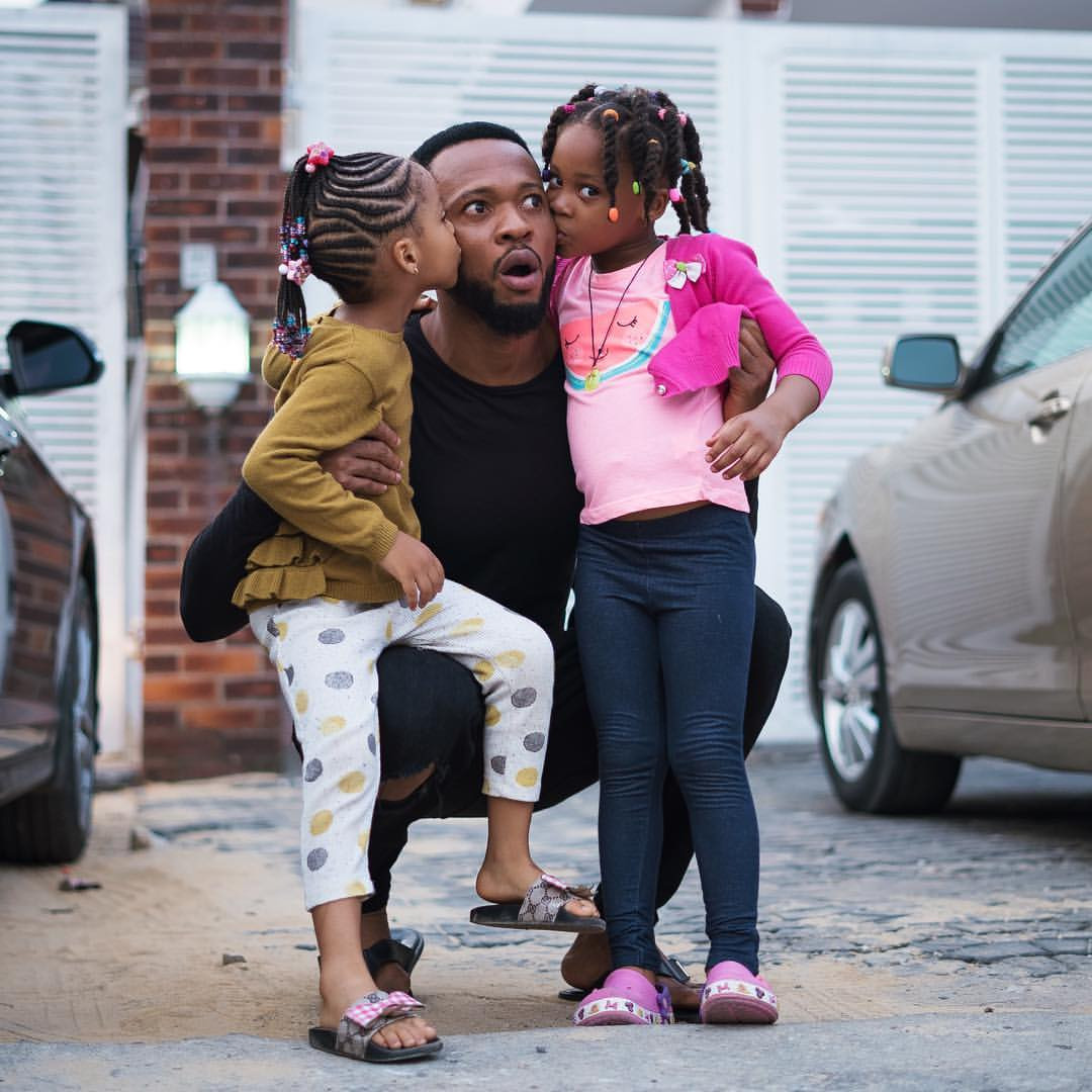 [Photos]: Awww! Flavor releases adorable new photos of his daughters