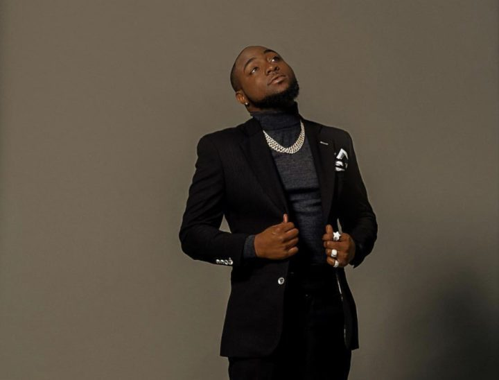 Davido switches things up
