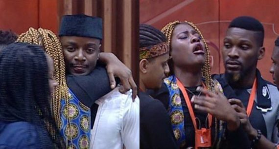 #BBNaijaReunion: 'Why I Cried For Leo' - Alex reveals