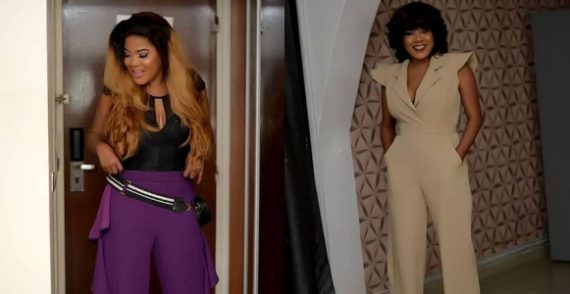 Nollywood Actress, Toyin Abraham Wants A Big Bum Bum
