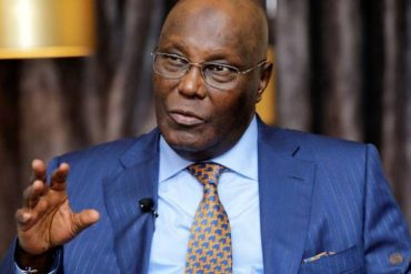 AFCON: Atiku Reacts To Super Eagles Defeat To Algeria