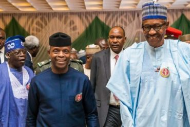 'Don't Reduce The People's Purchasing Power' - Tinubu Issues Strong Warning To Buhari, Osinbajo
